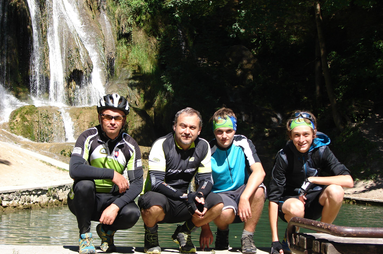 cyklotúra (01.09.2016)